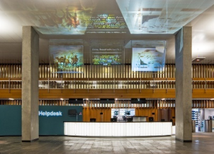 Help Desk, Library, University of Edinburgh