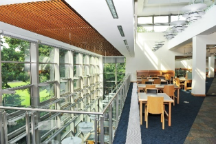 Interior, McClay Library, Queen's University Belfast