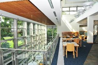 Interior, McClay Library, Queen's University Belfast